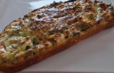 Fırında Omletli Ekmek Kızartması Tarifi