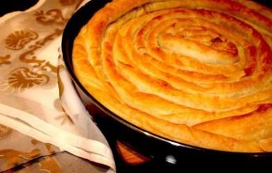 Peynirli Sulu Börek Tarifi