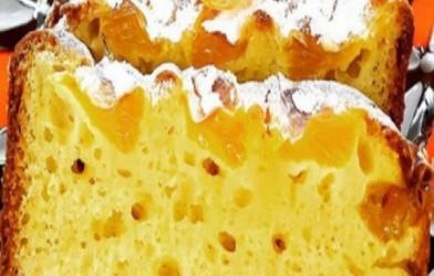 Haşhaşlı Mandalinalı Kek Tarifi