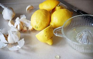 Göbek Eriten Limon Kürü