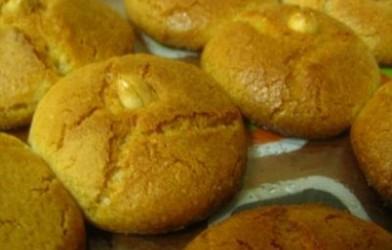 Kaynaşlı Usulü Tatlı Glutensiz Şekerpare Tarifi