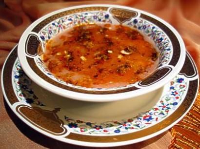 Ayranlı Tarhana Çorbası Tarifi