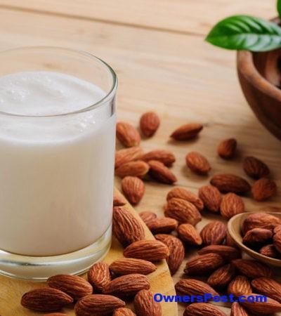 Badem Sütü Faydaları Nelerdir?