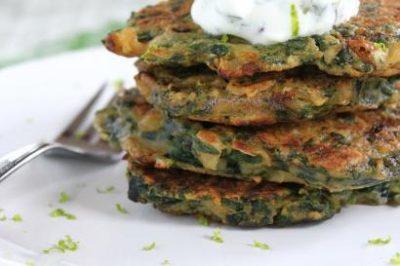lor-peynirli-ispanakli-pancake-tarifi