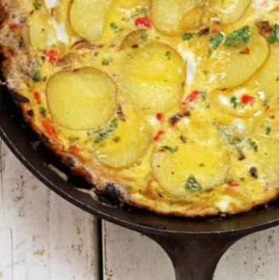 patatesli-omlet-tarifi