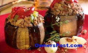 Patlıcan Dolması Nasıl Yapılır?