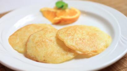 Pirinçli Pancake Tarifi