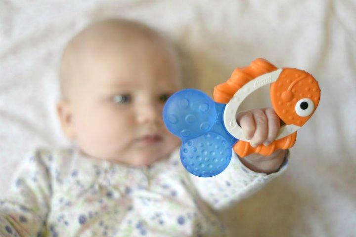 Miniğiniz Büyürken 5 Aylık Bebek Gelişimi