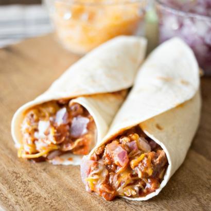 Burrito – Meksika Usulü Dürüm Tarifi