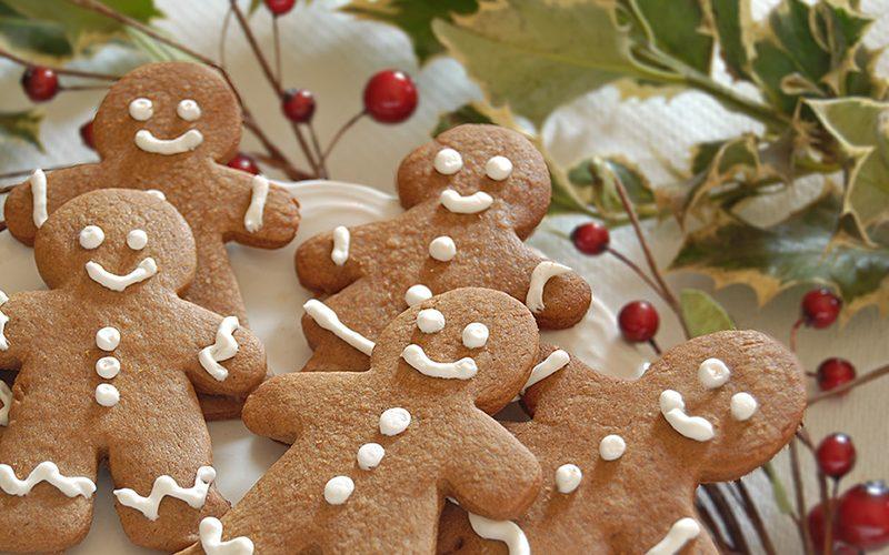 Burhaniye Usulü Tatlı Gingerbread Zencefilli Kurabiye Tarifi
