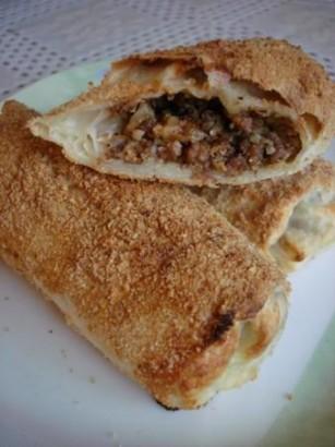 Içli Köfte Böreği Tarifi