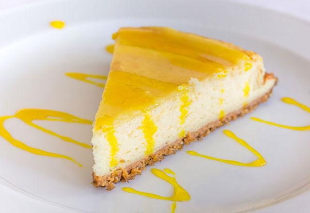 Limon Cheesecake Tarifi