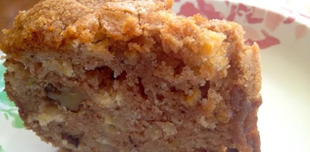 Yenipazar Usulü Tatlı Muzlu Ekmek Kek Tarifi