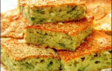 Çeltikçi Usulü Tatlı Patatesli Kek Tarifi