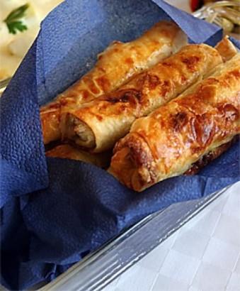 Patlıcanlı Börek Pratik Börek Tarifi