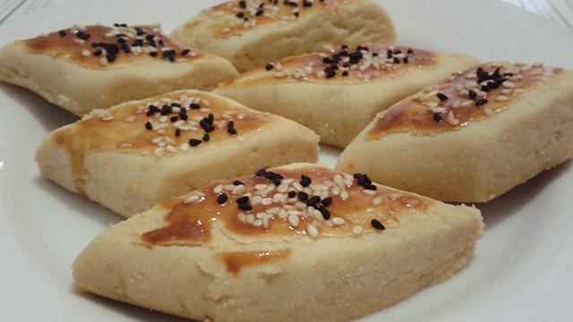 Tuzlu Pastane Kurabiyesi Tarifi