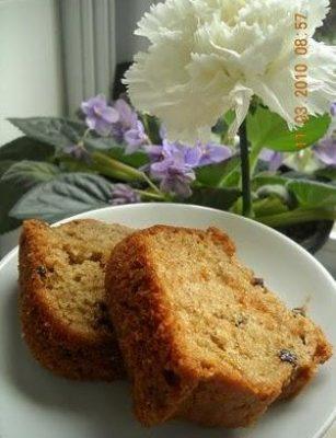 Taşlıçay Usulü Tatlı Yemişli Kek Tarifi