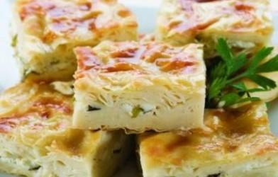 Belçika home-style Recipes Su Böreği Tarifi