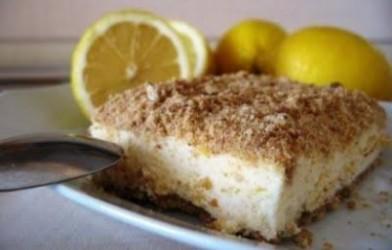İncirliova Usulü Tatlı Limonlu Parfe Tarifi