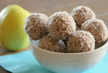 Malta home-style Recipes Elmali-Tarcinli Toplar Tarifi