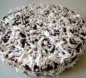 Seydiler Usulü Tatlı Hindistan Cevizli Ilık Pasta Tarifi