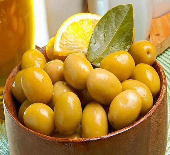 Limon İle Zeytin