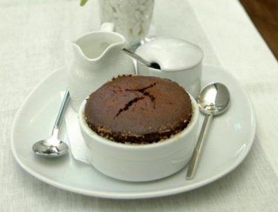 Karabük Usulü Tatlı Çikolatalı Sufle Tarifi