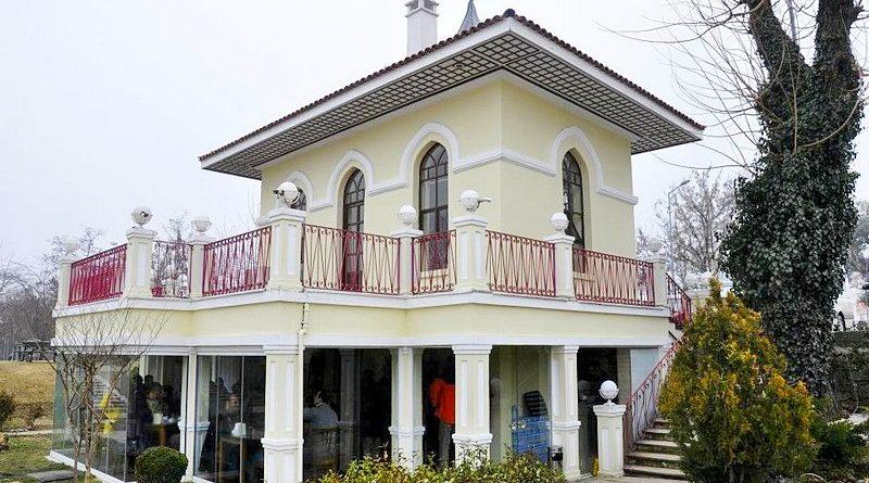 Edirne'den Bir Tatlı Huzur  Protokol Evi Muhteşem